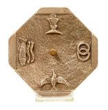 Sakramentenleuchter - Symbole & Gravurmöglichkeit