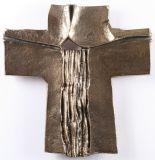 Bronzekreuz - Wasserquelle