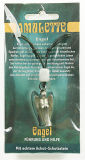 Halskette - Silberfarbener Engel