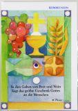 Kommunionkarte - Geschenk Gottes