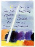 Osterkarte - Hoffnung
