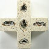 Sandstein-Kreuz - Glücksgeoden