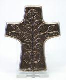 Bronzekreuz - Baum & Kreuz