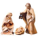 Heiland-Krippe - Heilige Familie