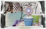 Teekarte - Geh den Tag gelassen an...