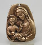 Bronzemadonna - Klein