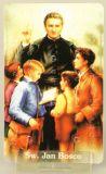 Rosenkranzkarte - Jan Bosco