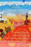 Kommunionkarte - Gemeinschaft mit Jesus