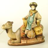 Heilig-Land Krippe - König auf Kamel