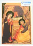 Weihnachtskarte - Geburt Christi v. Lorenzo