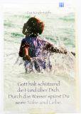 Taufkarte - Zur Kindertaufe