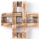 Bronzekreuz - Gekreuzt