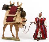 Ruco-Krippe - Kamel m. Treiber