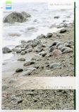 Trauerkarte - Steine & Wasser
