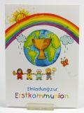 Kommunionkarte - Einladung & Kinderreihe