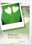 Vermählungskarte - Grünes Blatt